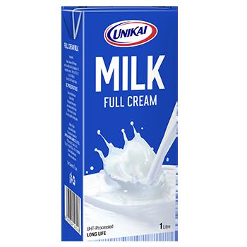Long Life Milk Range