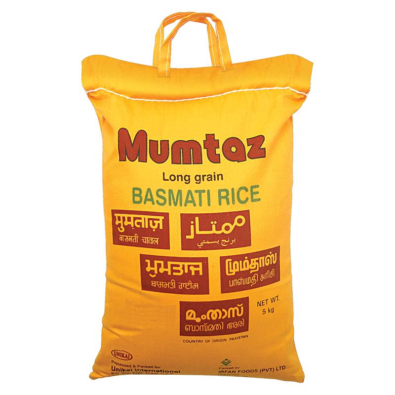 Mumtaz Basmati Rice