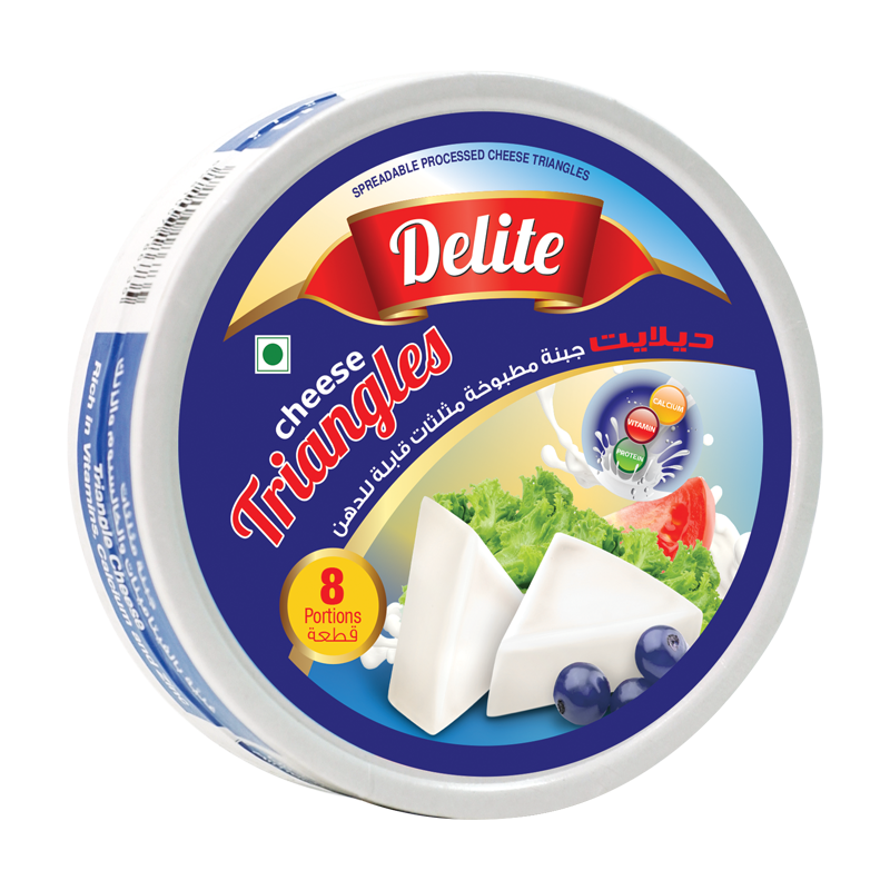 Triangle Cheese