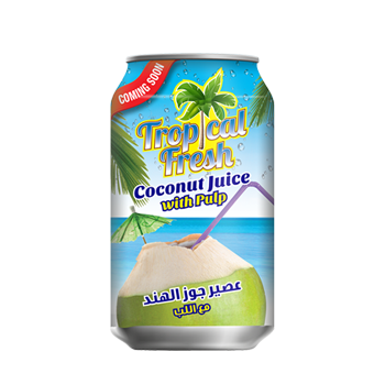 Tropical Fresh - Coming Soon