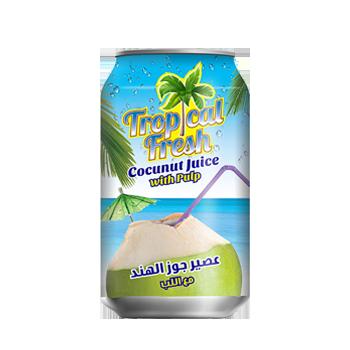 Tropical Fresh - Coconut Juice