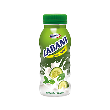 Cucumber & Mint Laban Drink