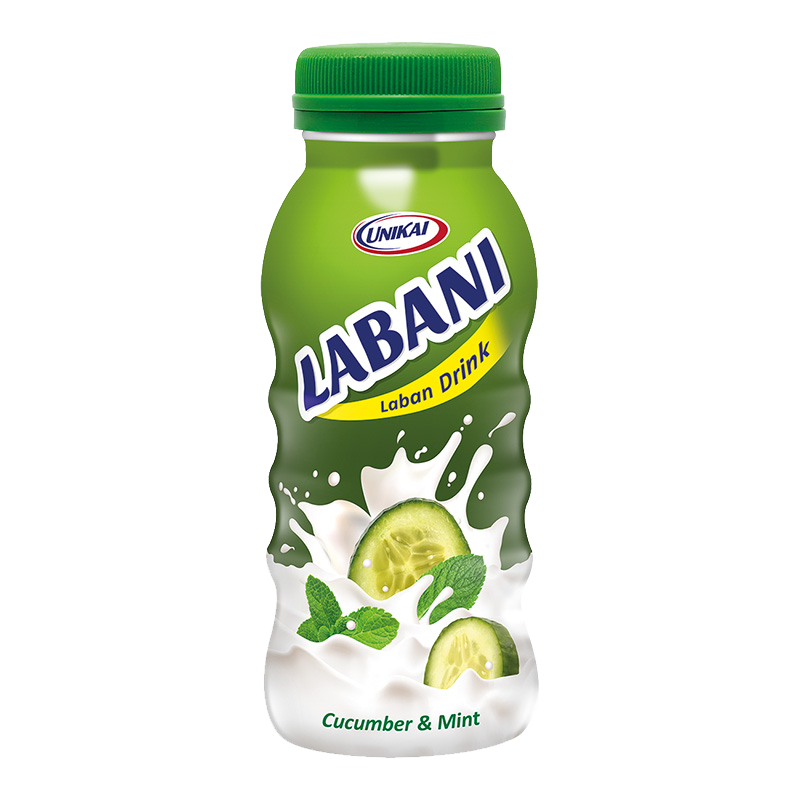 Cucumber & Mint Laban Drink